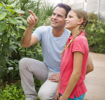 Celebrate Father's Day with Butterfly Wonderland