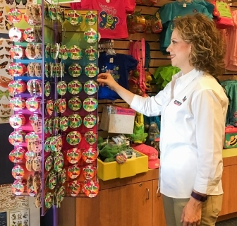Find a Treasure in our Butterfly Treasures Gift Shop